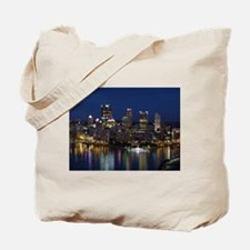 pittsburgh Tote Bag