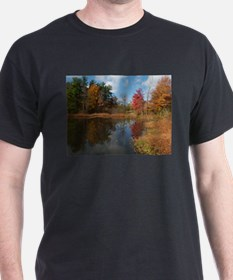 autumn in cleveland T-Shirt