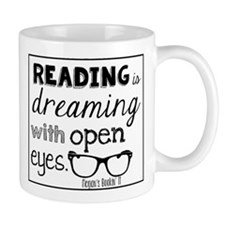 Reading Is Dreaming Mugs
