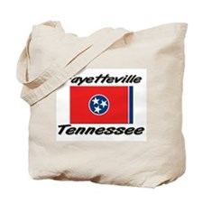 Fayetteville Tennessee Tote Bag