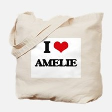I Love Amelie Tote Bag