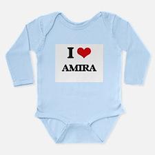I Love Amira Body Suit