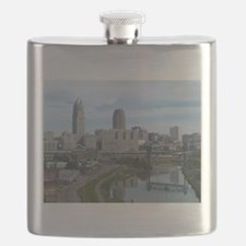Cute Location Flask