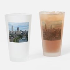 Unique Terminal tower cleveland Drinking Glass