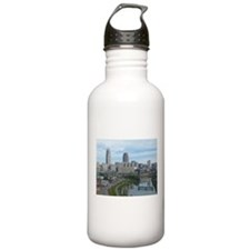 Cute Terminal tower cleveland Water Bottle