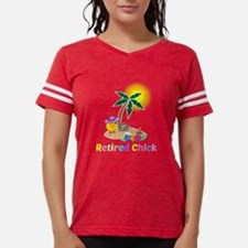 Retired Chick on Vacation T-Shirt