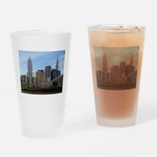 Cute Terminal tower cleveland Drinking Glass