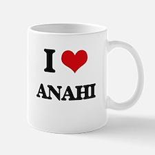 I Love Anahi Mugs