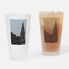 Funny Terminal tower cleveland Drinking Glass