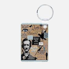 Poe Aluminum Photo Keychain Keychains