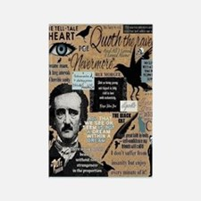 Poe Rectangle Magnet Magnets