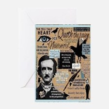 Poe Card Greeting Cards