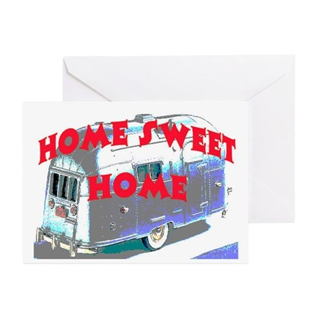 HOME SWEET HOME Greeting Cards (Pk of 10)