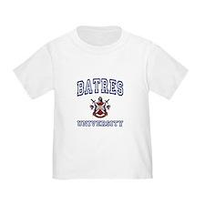 BATRES University T