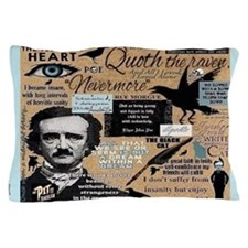 Poe Pillow Case