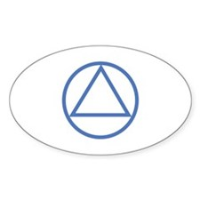 ALCOHOLICS ANONYMOUS Decal