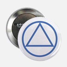 "ALCOHOLICS ANONYMOUS 2.25"" Button (10 pack)"