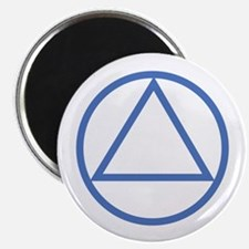 ALCOHOLICS ANONYMOUS Magnets
