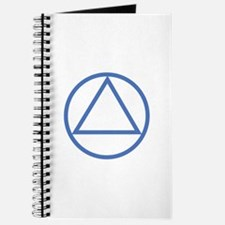 ALCOHOLICS ANONYMOUS Journal