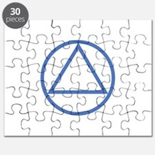 ALCOHOLICS ANONYMOUS Puzzle