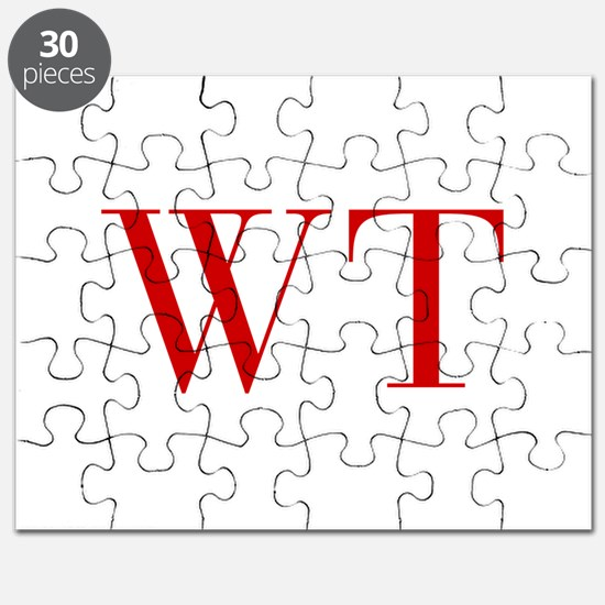 WT-bod red2 Puzzle