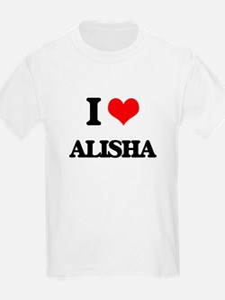 I Love Alisha T-Shirt