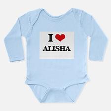 I Love Alisha Body Suit