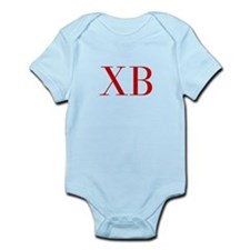 XB-bod red2 Body Suit