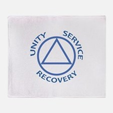 UNITY SERVICE RECOVERY Throw Blanket