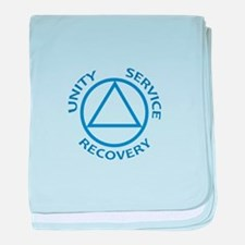 UNITY SERVICE RECOVERY baby blanket