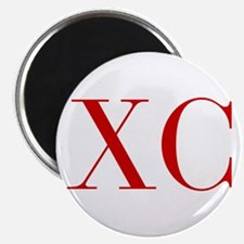 XC-bod red2 Magnets