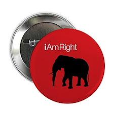 i Am Right. v2 Button
