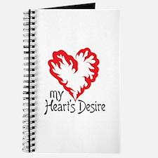 MY HEARTS DESIRE Journal