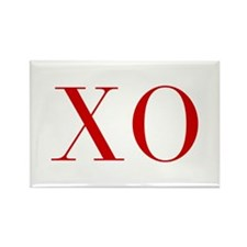 XO-bod red2 Magnets