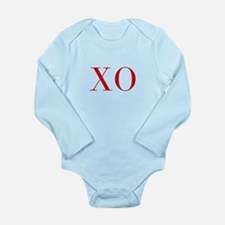 XO-bod red2 Body Suit