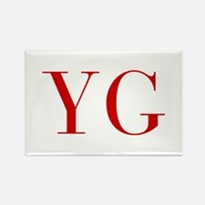 YG-bod red2 Magnets