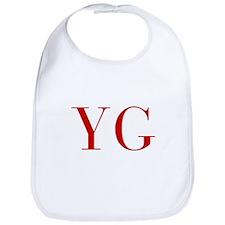 YG-bod red2 Bib