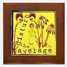 Disturb the Average Framed Tile