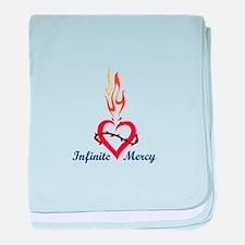 INFINITE MERCY baby blanket