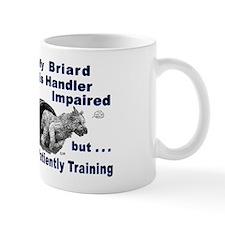 Briard Agility Mug