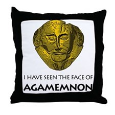 AGAMEMNON Throw Pillow