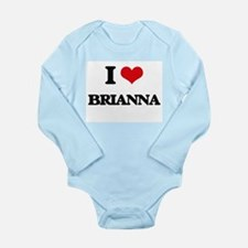 I Love Brianna Body Suit