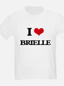 I Love Brielle T-Shirt