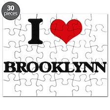 I Love Brooklynn Puzzle