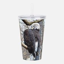 big bird Acrylic Double-wall Tumbler