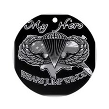 82nd Airborne Ornament (Round)