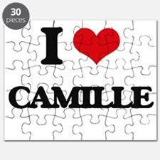 I Love Camille Puzzle