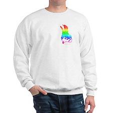 Hippogriff (Rainbow) Sweatshirt