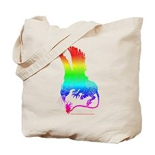 Hippogriff (Rainbow) Tote Bag