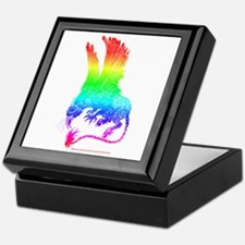 Hippogriff (Rainbow) Keepsake Box